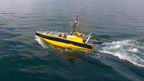 Offshore Hydrographic Survey With Unmanned Surface Vehciles (USVs) in Alaska