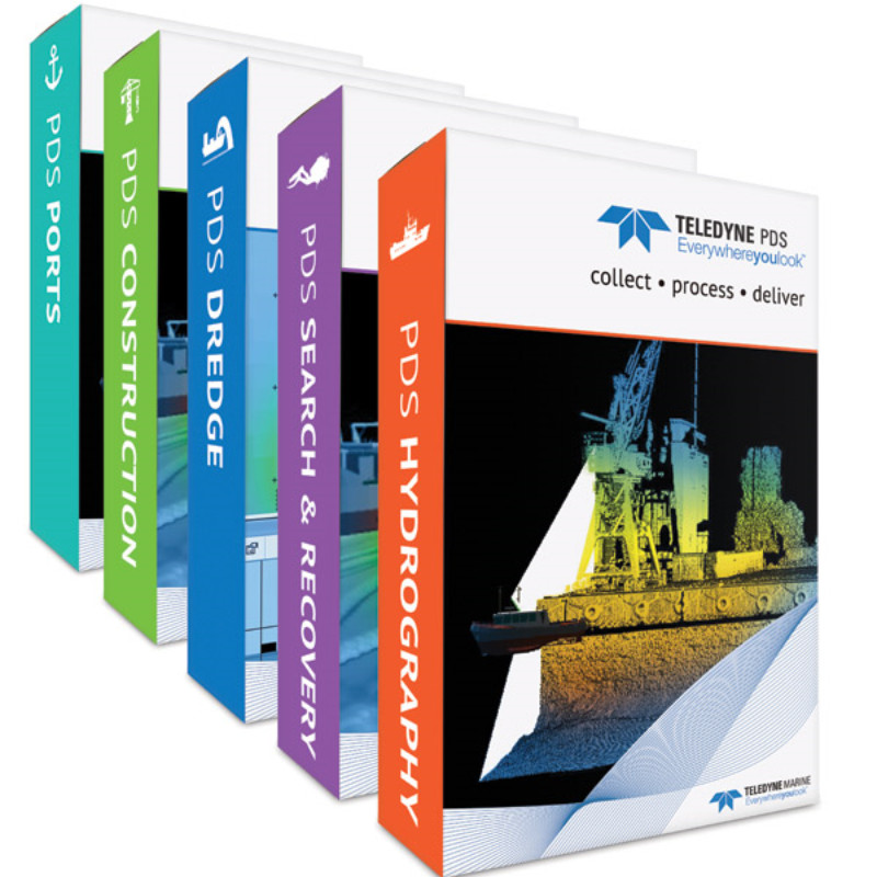 Teledyne Marine PDS Processing Software