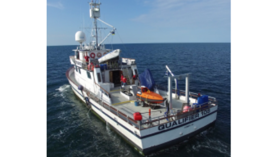 Major Hydrographic Survey Using Valeport rapidSV Profiler