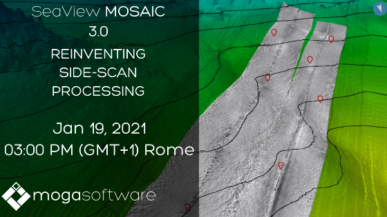 SeaView 3.0 - Reinventing side-scan sonar processing