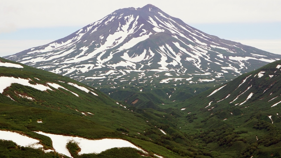 Research of the Kamchatka Objects With The Help of Unmanned Aerial Vehicles (UAVs)