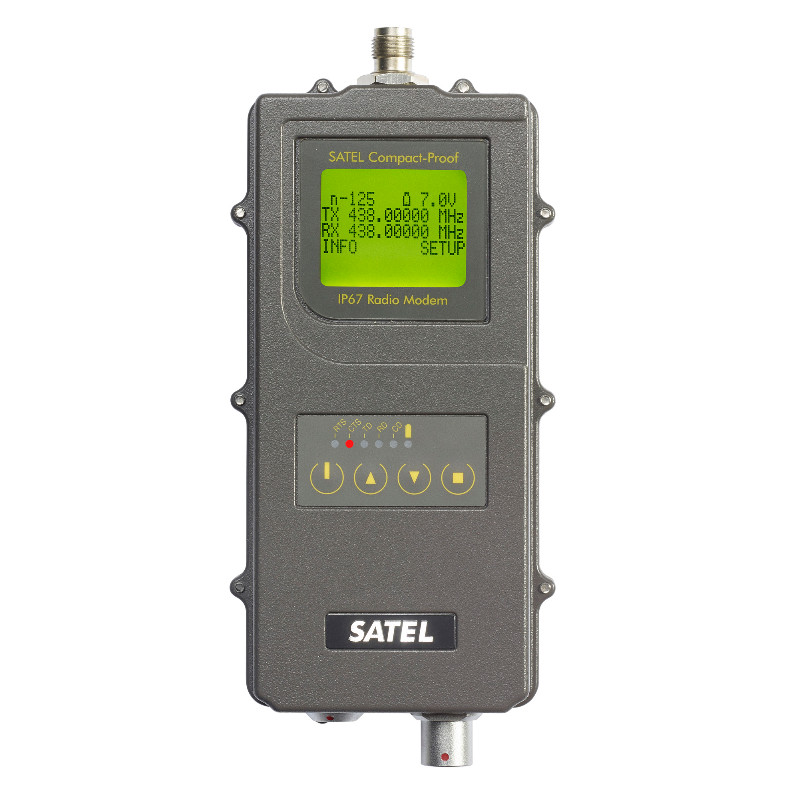 SATEL Oy SATEL Compact-Proof
