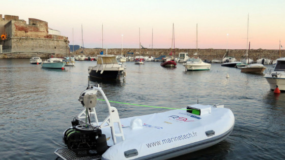 Marine Tech RSV Sea Observer Review by Olivier Hamelin