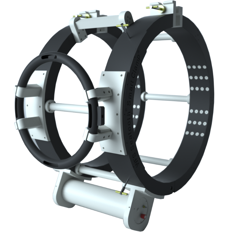 Seatooth SmartClamp Structural Monitoring System (SMS)
