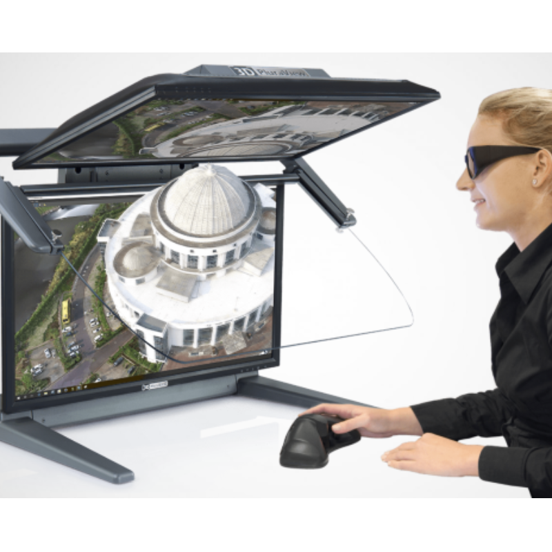 3D PluraView 3D-Stereo Monitors