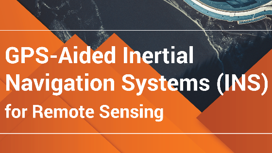 Developments in GPS-Aided Inertial Navigation Systems (INS) for Remote Sensing