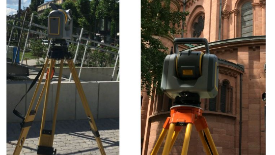 Experiences With the Trimble SX10 Scanning Total Station for Building Facade Survey