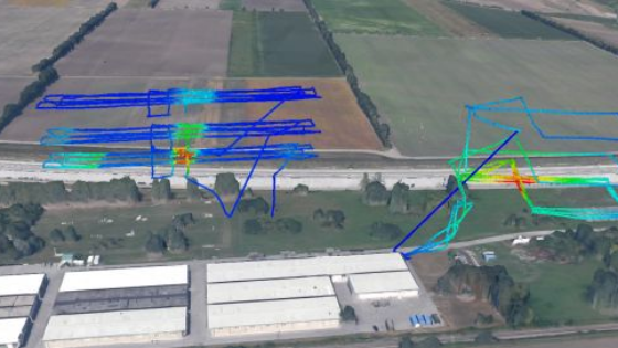 Rescue Potential of Multi-sensor (e.g. Lidar) UAVs