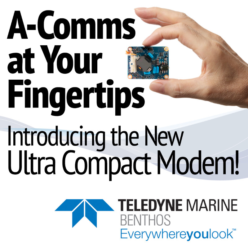 Ultra Compact Modem (UCM)