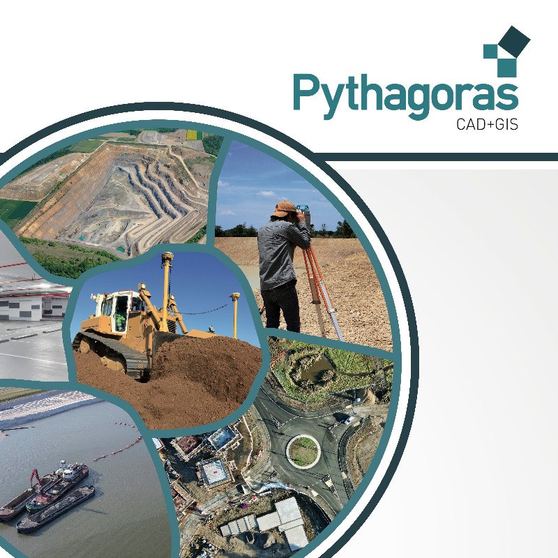 Pythagoras Pythagoras CAD & Point Cloud Software
