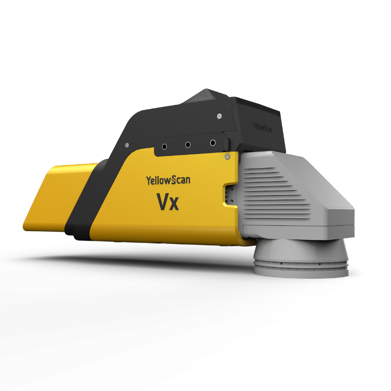 YellowScan LiDAR - Vx-DL